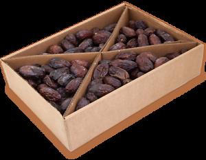 Datteri Medjoul 3kg Nuova Produzione Frutta Secca Disidratata Essiccata Naturale