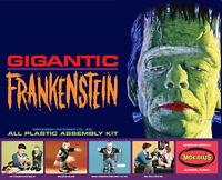Moebius Gigantic Frankenstein Plastic Model Kit - Reissue Of 1960's Big Frankie