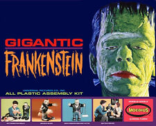 Moebius Gigantic Frankenstein Plastic Model Kit - Reissue of 1960's Big Frankie