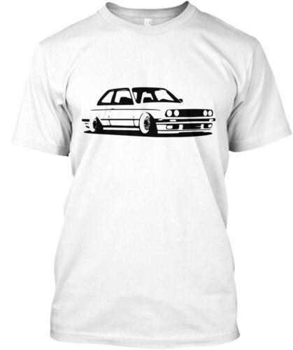 Stanced E30 Standard Unisex T-shirt