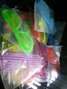 6-x-Shutter-Shade-Glasses-80-039-s-Festival