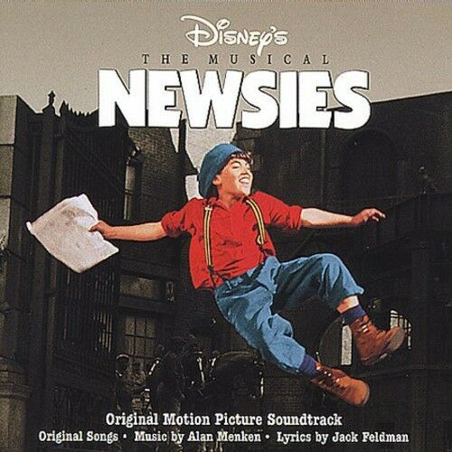 Various Artists, Ala - Newsies (Original Soundtrack) [New CD] Rmst