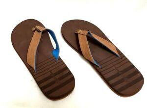 6c80447566205 NEW! Men s MAUI AND SONS Flip Flop Sandals – Brown Tan 108B sm