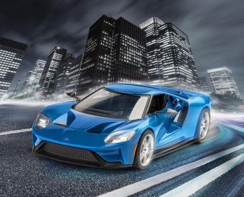 Revell 07678 Ford GT 2017 Easy Click 1:24 Level 2 NEU//OVP