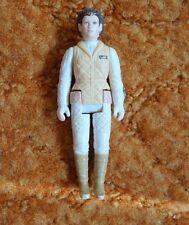 Princess Leia Hoth Brown Hair Vintage Star Wars Figure