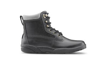 Diabetic Work Shoes Steel Toe