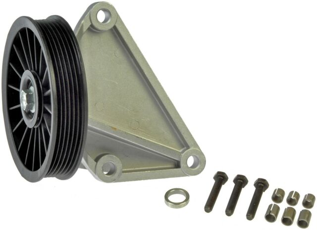A/C Compressor Bypass Pulley Dorman 34166