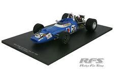 Matra MS80 Ford Tyrrell - Stewart - Formel 1 GP Italien 1969 - 1:18 Spark 18S114