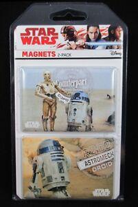 WinCraft-Disney-Star-Wars-Original-Trilogy-Magnets-2-PK-R2-D2-amp-C-3PO-Droids