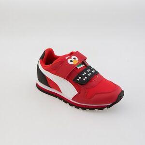 Details about  49.99 Puma x Sesame Street Little Kids ST Runner - Elmo red  white 362663-01 8125228d2