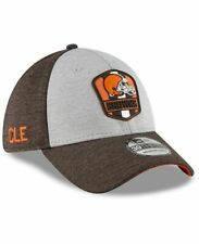 Cleveland Browns 39thirty NFL 2018 Sideline Official Onfield Era Hat Cap