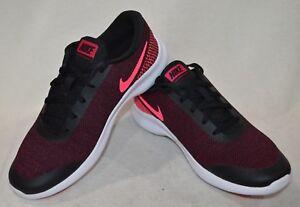 6c5170211e179 La foto se está cargando Nike-Mujeres-Flex-Experience-RN-7-Negro-Rosa-