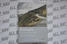 Audi RNS-E Navigation Plus DVD 2013 Central West East Europe A3 A4 Sat Nav 2DVD
