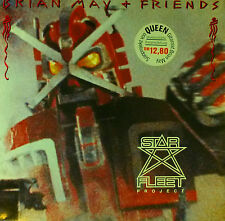 """Brian May & Friends - Star Fleet Project - 12"""" Maxi - C199 - washed & cleaned"""