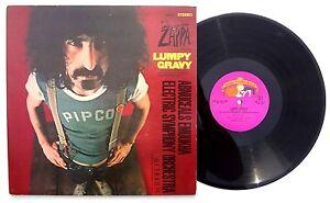 Frank Zappa Lumpy Grumpy Lp Barking Pumpkin Records
