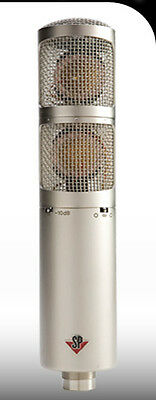 Studio Projects LSD2 Dual Capsule Stereo Microphone, Mic & Case, New, Free Ship!