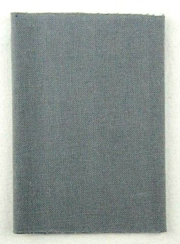 Flickstoff Aufbügelflecken soft 8,5 x 25 cm Grau 1-733