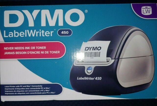 DYMO LabelWriter 450 Desktop Turbo Thermal Label Printer |BRAND NEW SEALED
