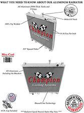 Champion 3 Row Radiator For 04 -2008 2009 2010 2011 -15 Infinity, Titan, Arma