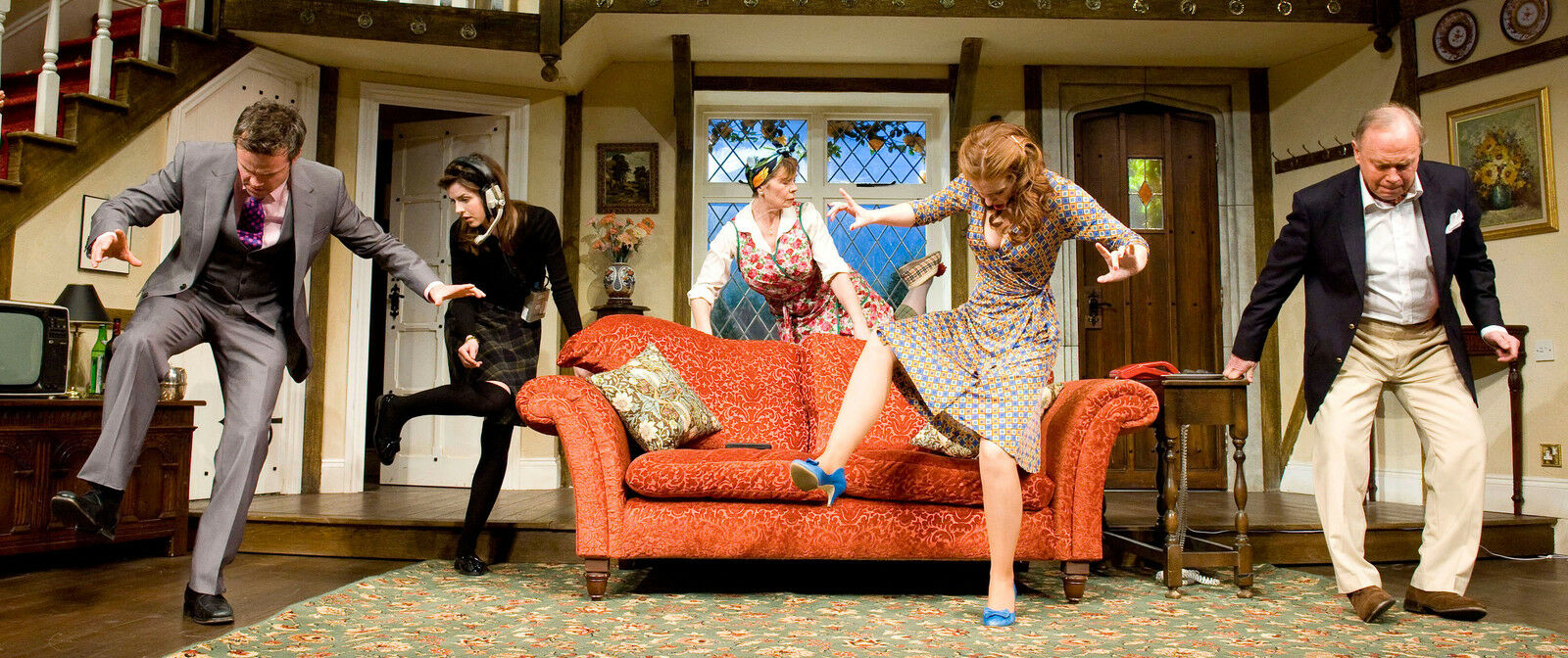 Noises Off Philadelphia