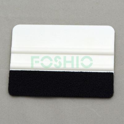 1PC Vinyl Squeegee w//Fabric Felt Scratch-Free Car Wrap Window Tint Application
