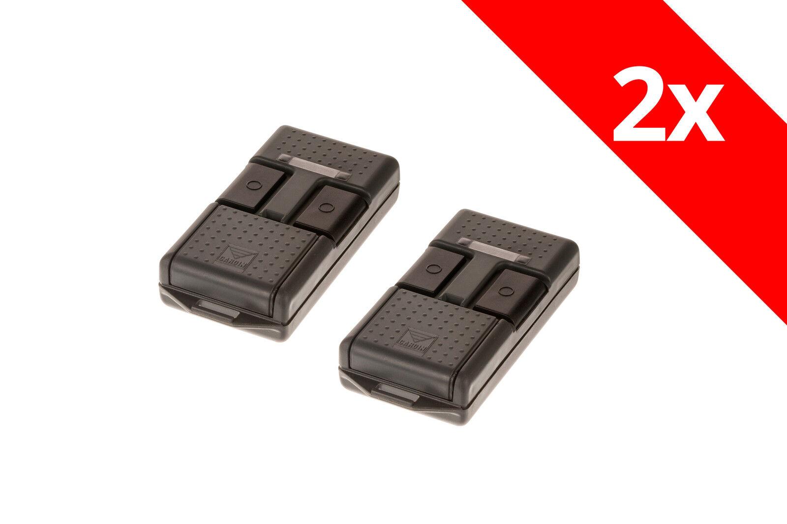 2 Cardin Handsender S466 TX2 S466-TX2 27,195 Mhz 2-Befehl 2-Befehl 2-Befehl TRQ466200 def014