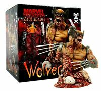 Marvel Zombies: Online Exclusive Wolverine Bust Limited To 1,000