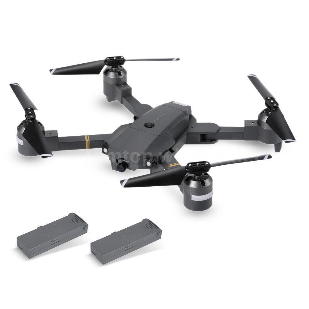 720p - kamera - drohne mit xt-1 wifi 2.4g 6 - achs - 5. rp + 2 batterien quadcopter