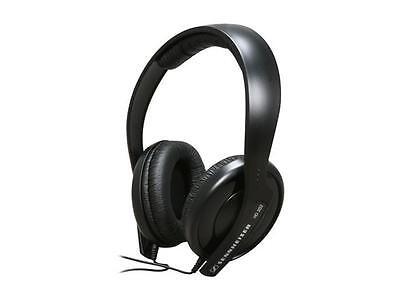 Sennheiser HD-202II On-Ear DJ Headphones