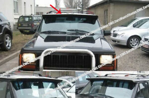Image is loading JEEP-CHEROKEE-XJ-SUN-VISOR-FRONT-SPOILER-NEW- 0015af3dcf0