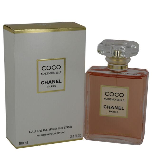 45bafd69517 PERFUME MUJER COCO MADEMOISELLE by Chanel Eau De Parfum Intense Spray 3.4 oz