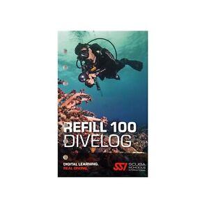 SSI Logbuch-Einlagen Platinum For 100 Dives