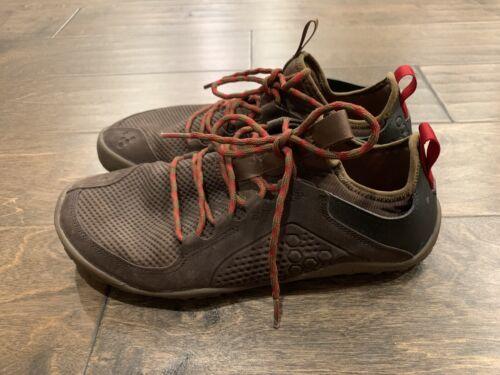 Vivobarefoot Womens Brown Primus Trek Walking Hiki
