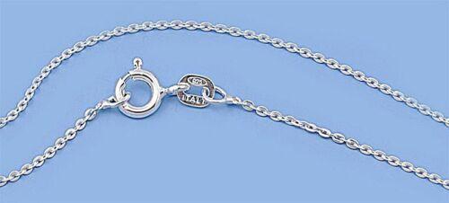 "16/"" 18/"" Italian Rolo Link Chain Sterling Silver"