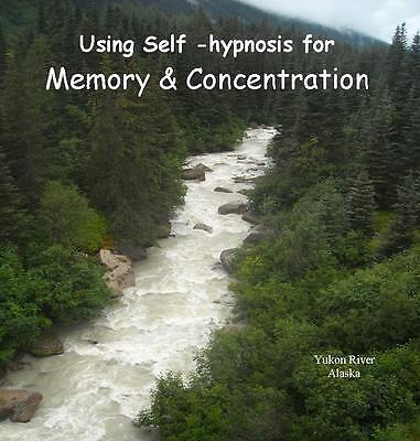 """Self-Hypnosis CD  /""""MEMORY /& CONCENTRATION/"""""""