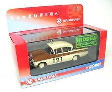 Vauxhall Cresta No.121 Rally Monte Carlo