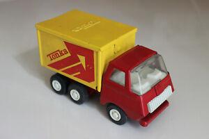 Tonka-LKW-Truck-Van-Blech-Kipper
