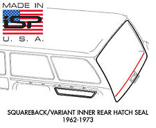New VW Type 3 Squareback Variant Lower Rear Cargo Area Hatch Seal 1962-1973