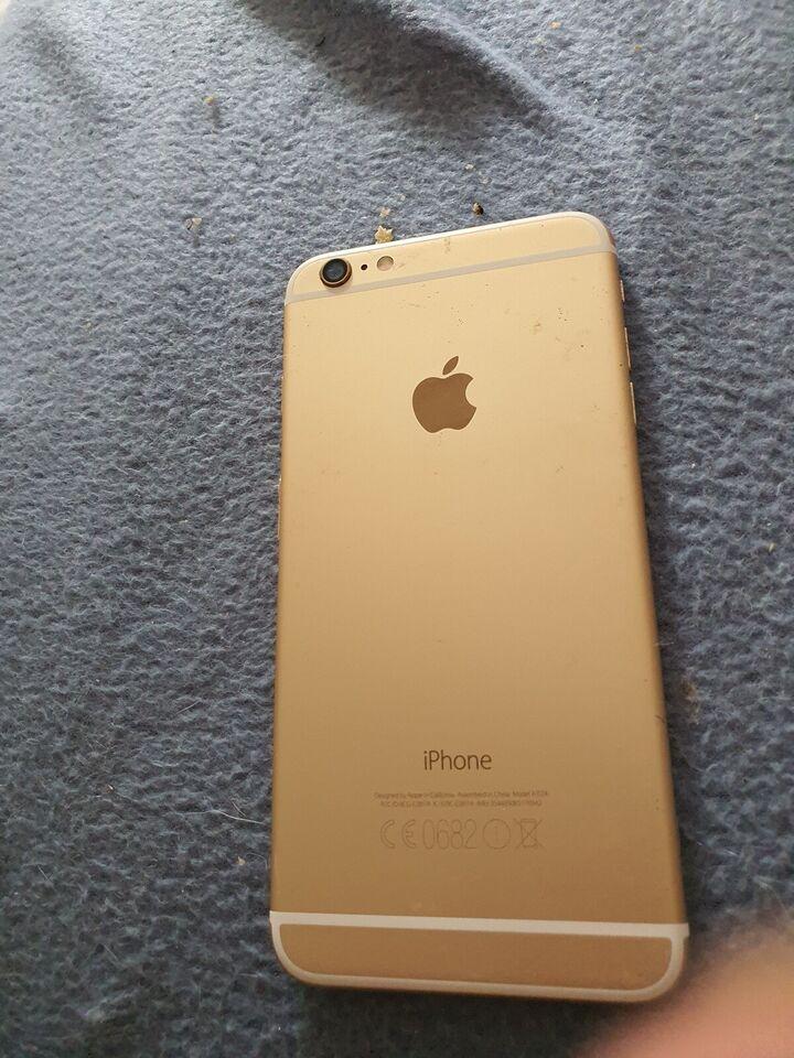 iPhone 6 Plus, 16 GB, guld