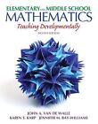 Teaching Student-Centered Mathematics: Elementary and Middle School Mathematics : Teaching Developmentally by Karen S. Karp, Jennifer M. Bay-Williams and John A. Van De Walle (2011, Paperback, Revised)
