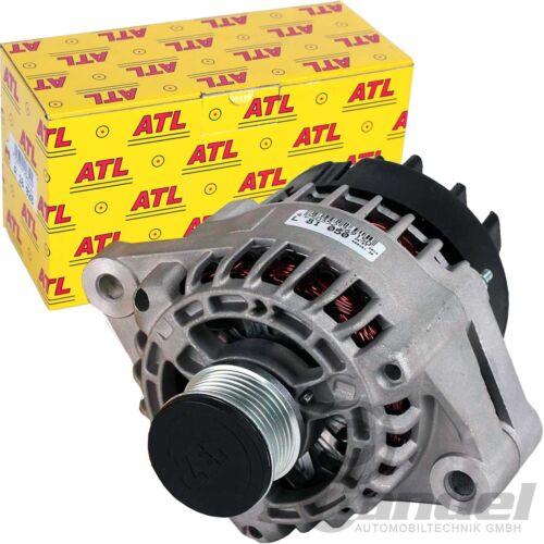 RITMO 125 ARGENTA 131 132 REGATA ATL LICHTMASCHINE GENERATOR 55 A FIAT 124
