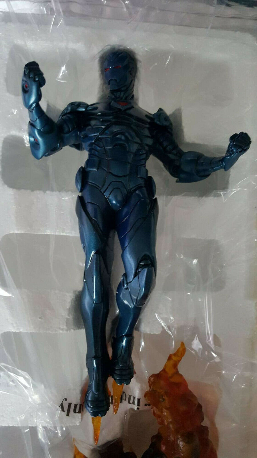 Marvel Stealth Avengers Iron uomo Polystone Statue by Bowen Designs nuovo