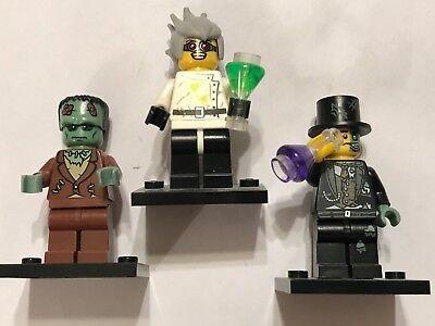 Lego Minifigure Frankenstein Minifig