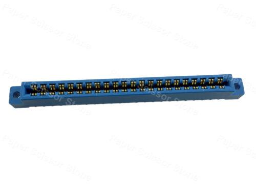 3pcs 44 broches 3.96 mm pitch Goldfinger Carte EDGE avec Connecteur PCB Pin