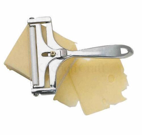 tronçonneuse rasage Kitchencraft fils en aciers inoxydables épaisseur réglable fromage avion