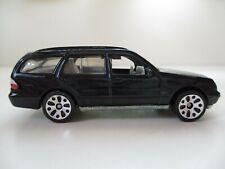 Lot 3 Matchbox MB426-Mercedes Benz E430 Wagon BLACK