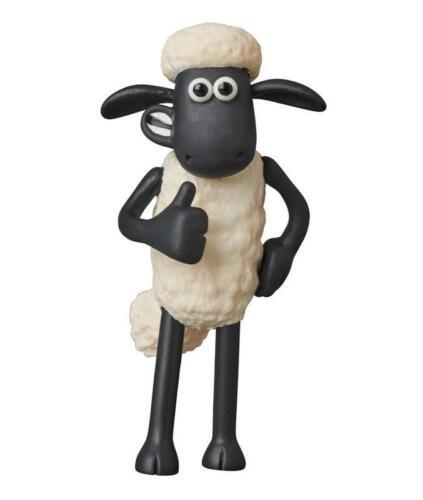 Shaun die Schaf Figürchen mini UDF Aardman Zeichentrick SHAUN 7 cm UDF 425