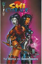Shi / Cyblade: The Battle for Independents #1 (Sep 1995, Crusade Comics)