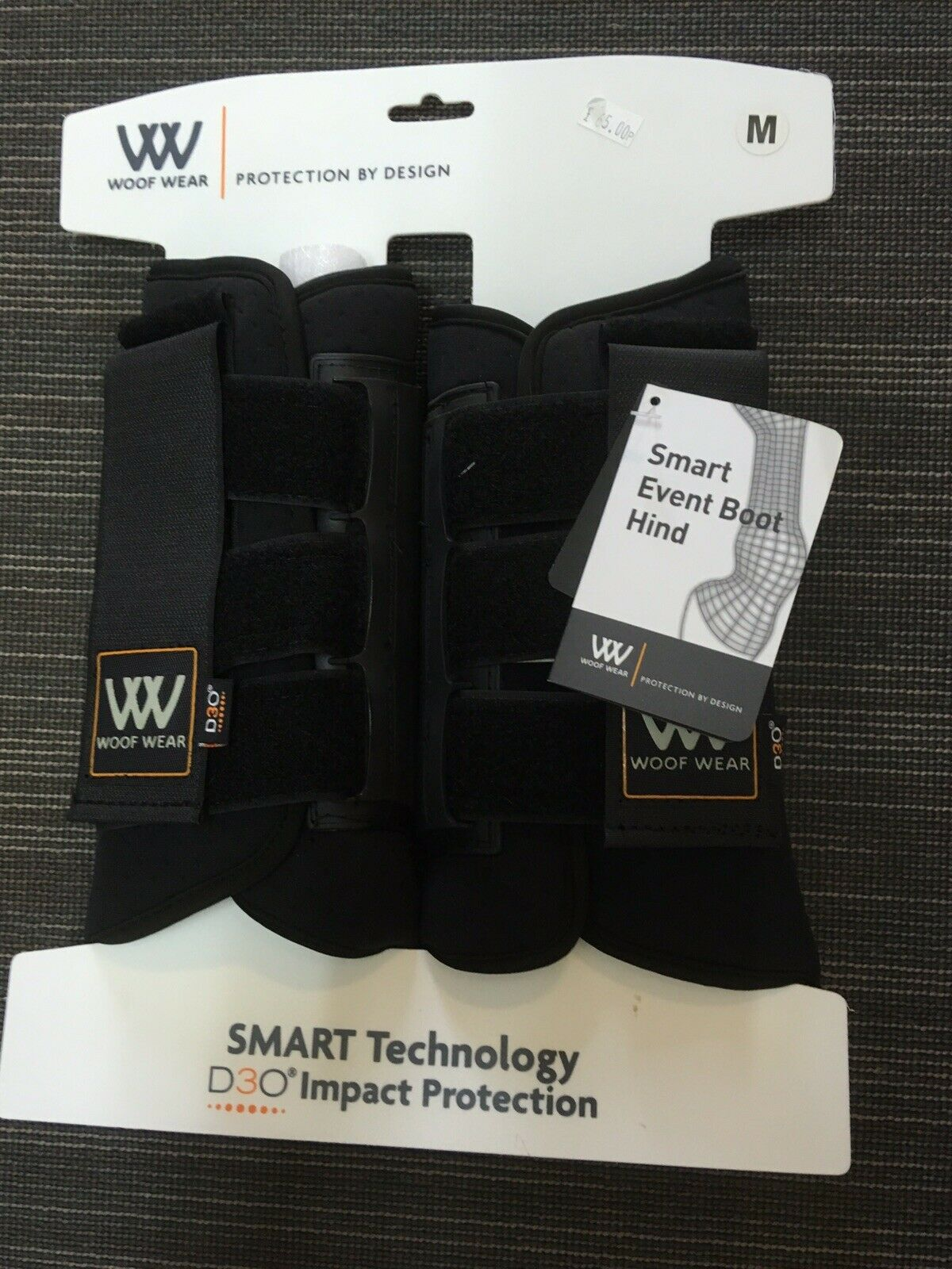 Woof Wear Smart Event Stiefel Hind Med