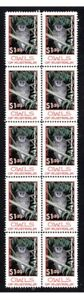 GREATER-SOOTY-AUSTRALIAN-OWLS-STRIP-OF-10-MINT-VIGNETTE-STAMPS